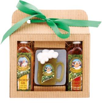 Bohemia Gifts & Cosmetics Beer kozmetika szett IV.