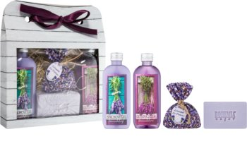 Bohemia Gifts & Cosmetics Lavender Cosmetic Set II. for Women