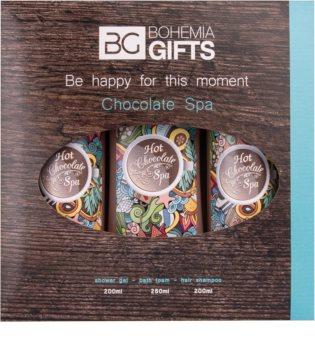Bohemia Gifts & Cosmetics Hot Chocolate Spa kozmetika szett II.