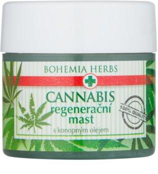 Bohemia Gifts & Cosmetics Cannabis pomada regeneradora de cannabis