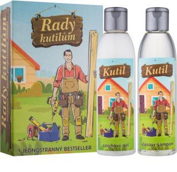 Bohemia Gifts & Cosmetics Pro Kutily kozmetická sada I.