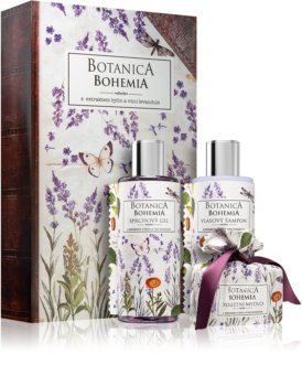 Bohemia Gifts & Cosmetics Botanica Gift Set III. (for All Hair Types)