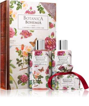 Bohemia Gifts & Cosmetics Botanica poklon set (s ekstraktom divlje ruže) za žene