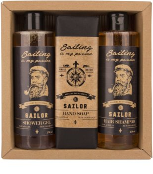 Bohemia Gifts & Cosmetics Sailor Gift Set
