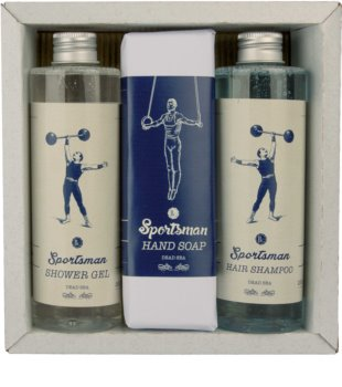 Bohemia Gifts & Cosmetics Sportsman dárková sada