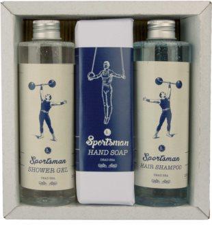 Bohemia Gifts & Cosmetics Sportsman kosmetická sada