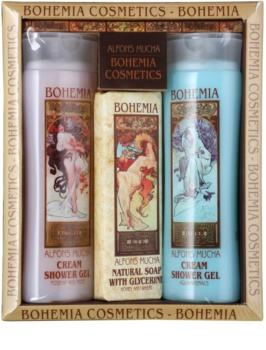Bohemia Gifts & Cosmetics Alfons Mucha косметичний набір I.