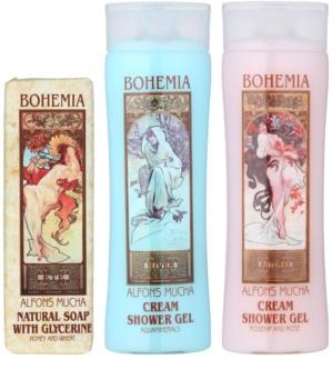 Bohemia Gifts & Cosmetics Alfons Mucha zestaw kosmetyków I.
