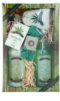 Bohemia Gifts & Cosmetics Cannabis kosmetická sada I.