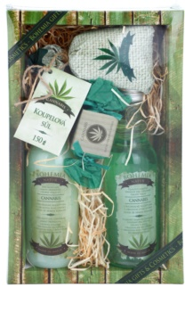 Bohemia Gifts & Cosmetics Cannabis Kosmetik-Set  I.