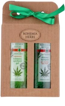 Bohemia Gifts & Cosmetics Cannabis set cosmetice II.