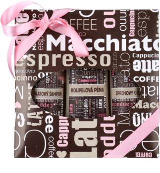 Bohemia Gifts & Cosmetics Coffee kozmetika szett II.