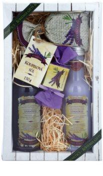 Bohemia Gifts & Cosmetics Lavender kozmetická sada III.