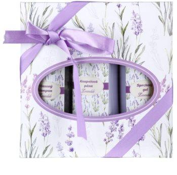 Bohemia Gifts & Cosmetics Lavender kit di cosmetici V.