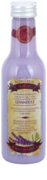 Bohemia Gifts & Cosmetics Lavender gel de ducha en crema