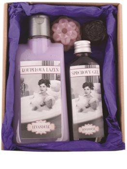 Bohemia Gifts & Cosmetics Ladies Spa kosmetická sada I.