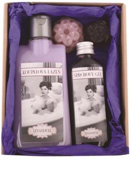 Bohemia Gifts & Cosmetics Ladies Spa kozmetická sada I.
