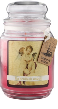 Bohemia Gifts & Cosmetics On the Wings of Angels vela perfumado 510 g