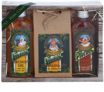 Bohemia Gifts & Cosmetics Pivrnec kozmetická sada V.