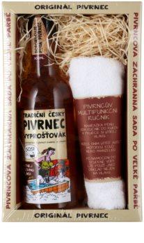 Bohemia Gifts & Cosmetics Beer set cosmetice VI.