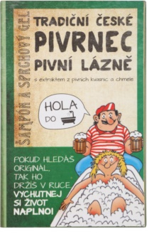 Bohemia Gifts & Cosmetics Beer kozmetika szett VII.