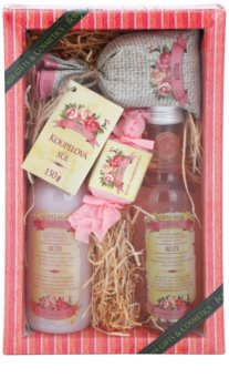 Bohemia Gifts & Cosmetics Rosarium kit di cosmetici I.