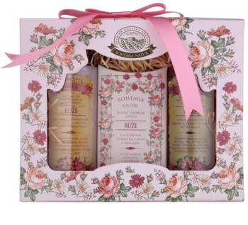 Bohemia Gifts & Cosmetics Rosarium kozmetická sada II.