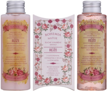 Bohemia Gifts & Cosmetics Rosarium coffret II.