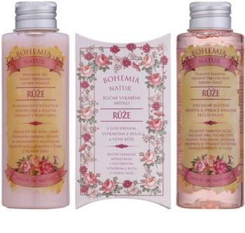Bohemia Gifts & Cosmetics Rosarium kosmetická sada II.