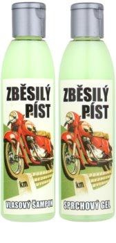 Bohemia Gifts & Cosmetics Zběsilý Píst kosmetická sada I.