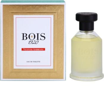 Bois 1920 Vetiver Ambrato eau de toilette unissexo 100 ml