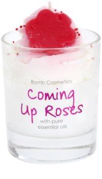 Bomb Cosmetics Coming up Roses vela perfumada