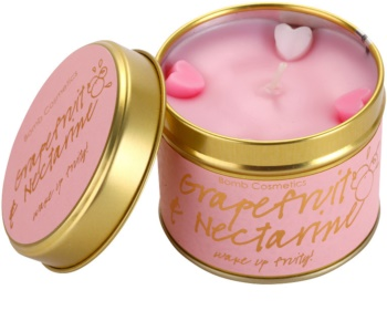 Bomb Cosmetics Grapefruit & Nectarine vela perfumado