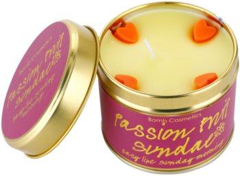 Bomb Cosmetics Passionfruit Sundae vela perfumado