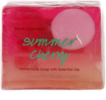 Bomb Cosmetics Summer Cherry glycerinové mýdlo