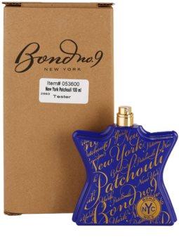 Bond No. 9 Uptown New York Patchouli Parfumovaná voda tester unisex 100 ml