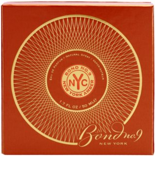 Bond No. 9 Midtown New York Amber parfumovaná voda unisex 50 ml