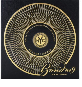 Bond No. 9 Downtown Wall Street eau de parfum mixte 100 ml