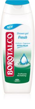Borotalco Fresh ревитализиращ  душ гел