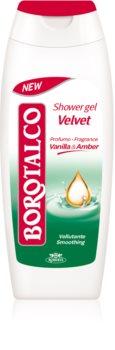 Borotalco Velvet rewitalizujący żel pod prysznic