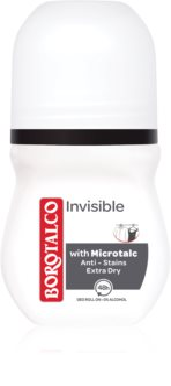 Borotalco Invisible déodorant roll-on