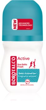 Borotalco Active Roll-On Deodorant  With 48 Hours Efficacy