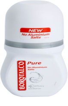 Borotalco Pure дезодорант кульковий