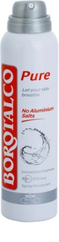 Borotalco Pure dezodor 48h