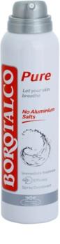 Borotalco Pure dezodorant 48h