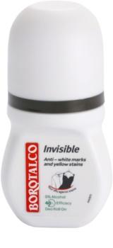 Borotalco Invisible deodorante roll-on