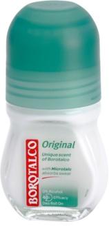 Borotalco Original guľôčkový deodorant antiperspirant