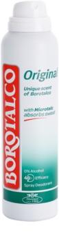 Borotalco Original deodorant spray antiperspirant impotriva transpiratiei excesive