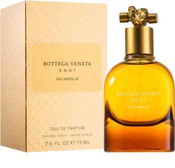 Bottega Veneta Knot Eau Absolue eau de parfum pentru femei 75 ml