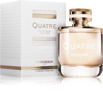 Boucheron Quatre eau de parfum per donna 100 ml